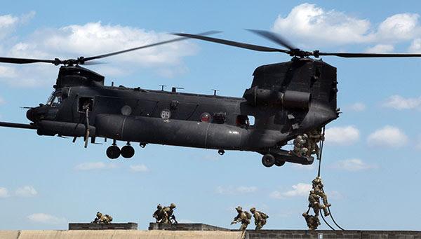 Resultado de imagen para MH-47G Chinook