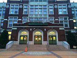 Irish American Heritage Center.JPG