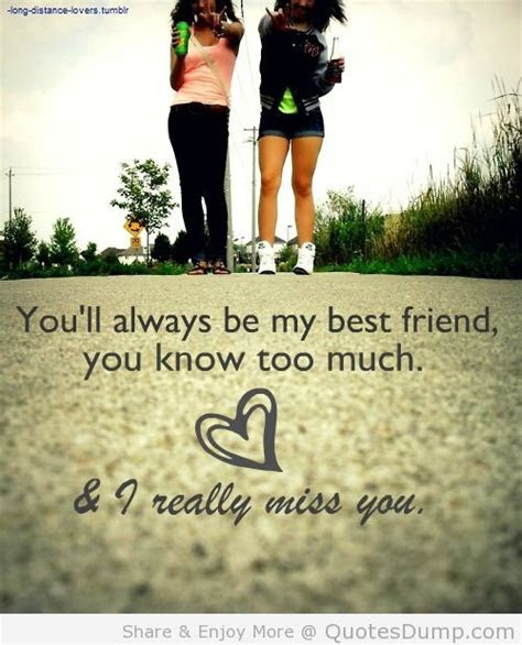 Ill Miss You My Best Friend Quotes