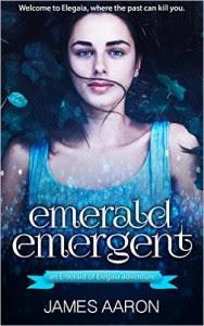 Emerald Emergent by James Aaron