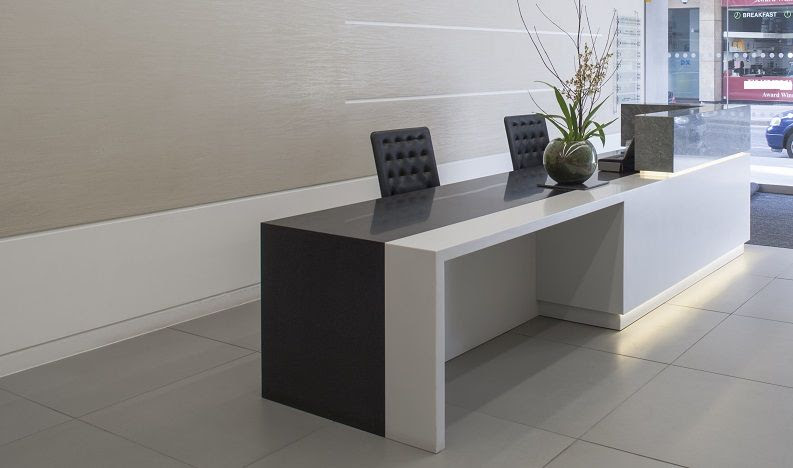 Reception Counters Stone Top Google Search Furniture