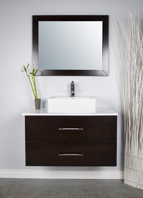 Vanity Style 5036 - modern - bathroom vanities and sink consoles ...