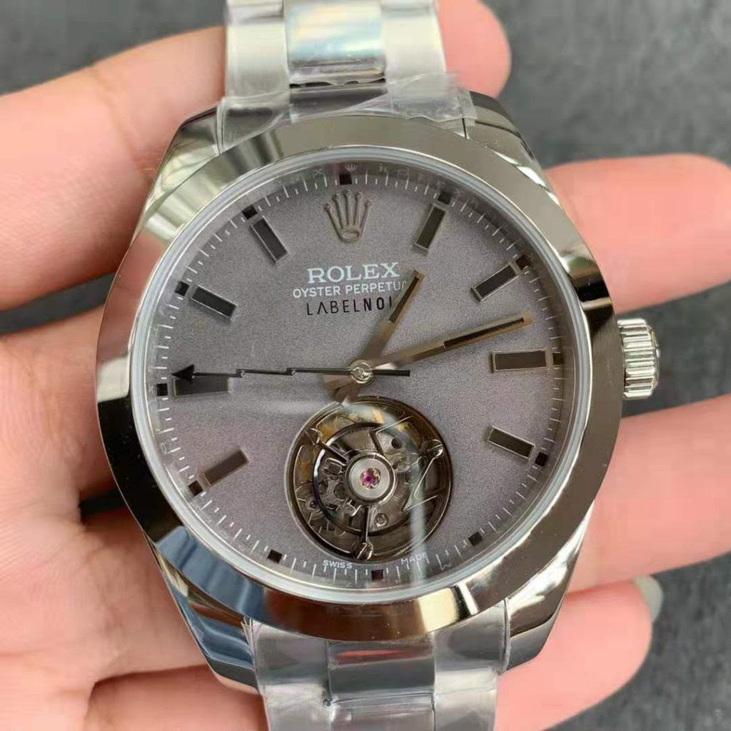 Replica Rolex Label Noir