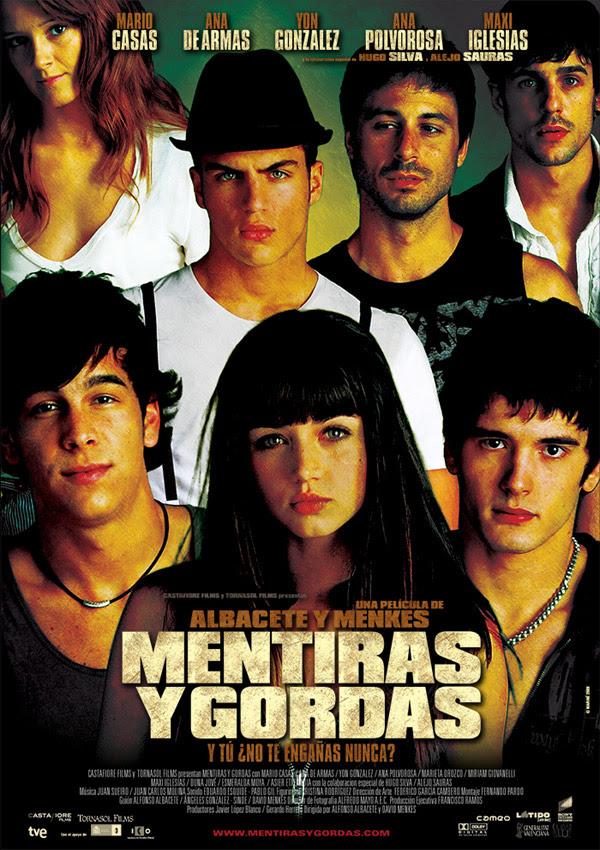 Mentiras y gordas (Alfonso Albacete, David Menkes, 2.008)