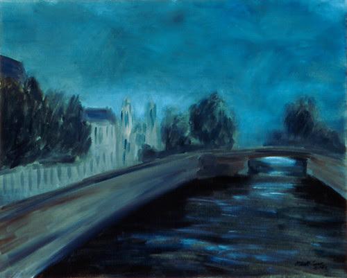 La Seine / 塞納河 / Die Seine