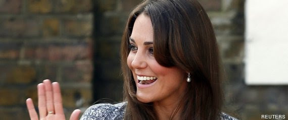 kate middleton bebe