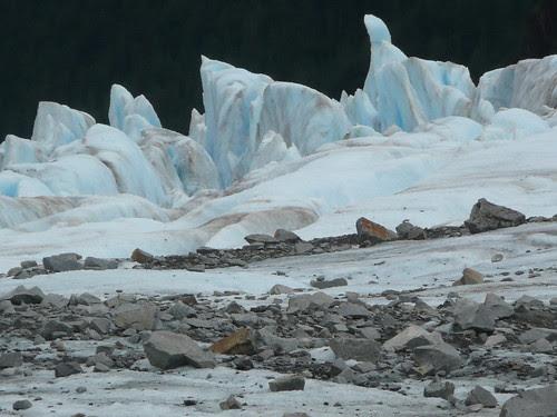 Alaska glacier-scape