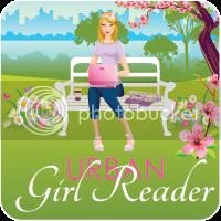 Urban Girl Reader Button