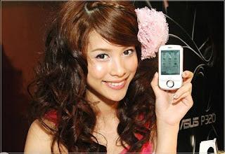 Asus Introduces Mini GPS PDA Phone P320 in Taiwan