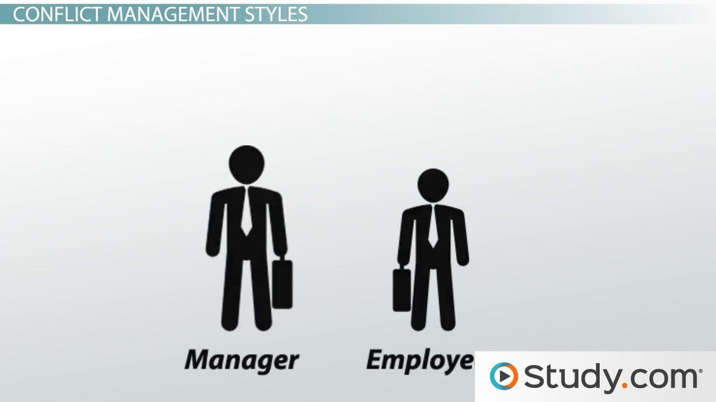 what is conflict management definition styles strategies_114961