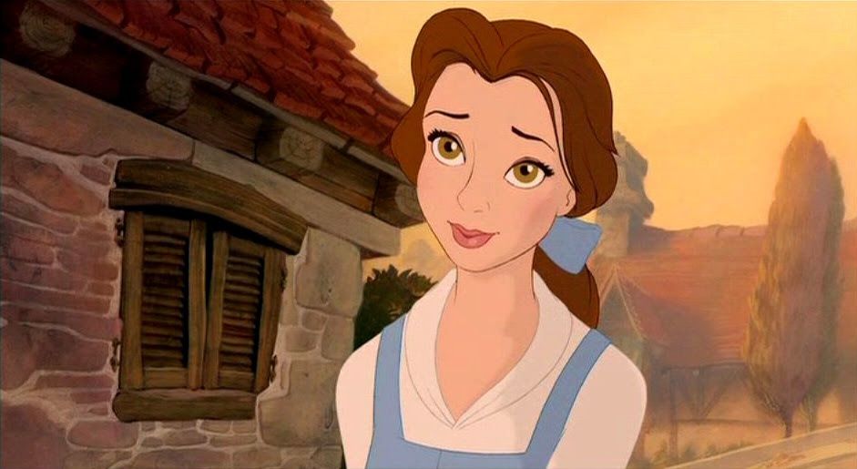 Beauty And The Beast - Walt Disney Characters Photo ...