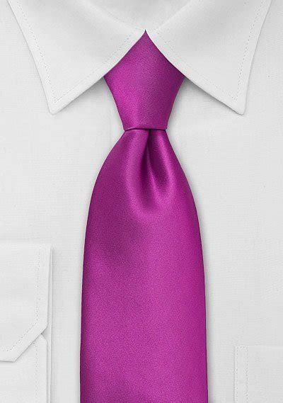 Mens Tie in Dark Magenta   Bows N Ties.com