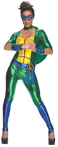 24. Teenage Mutant Turtles Costume. Cowabunga! This cartoon was huge in the 80s.