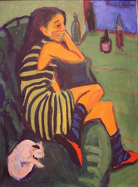 File:Marcella door Ernst Ludwig Kirchner  (1880-1938).jpg