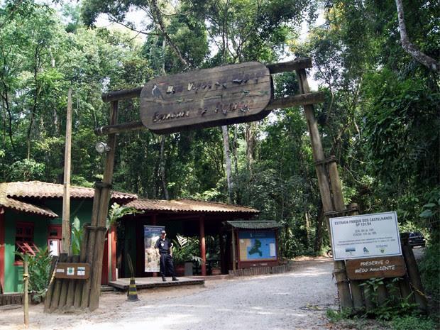 Turista pode pagar R$ 80 de pedágio para visitar Castelhanos em Ilhabela (Foto: Gustave Gama/ Prefeitura de Ilhabela)