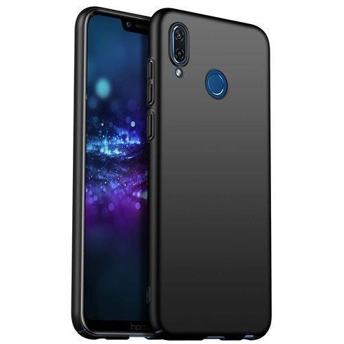 Coque silicone huawei Y9 2019 Noir