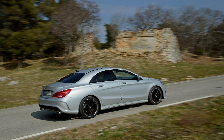 2014 Mercedes-Benz CLA250 First Drive - Motor Trend