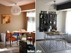 Emma's Dining Room (Before & After) - A Beautiful Mess