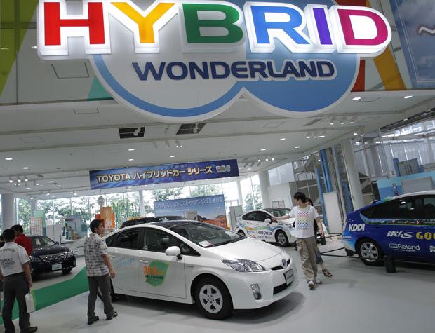Toyota Prius é o híbrido mais vendido do mundo