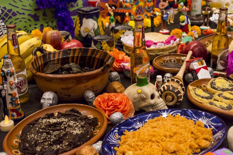Fiesta Día de Los Muertos Foto Divulgação Consulado do México