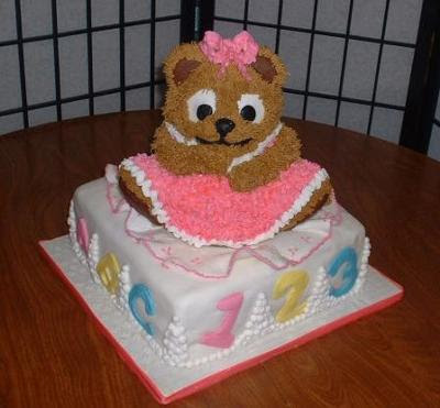 Girl Birthday Cakes Girls Birthday Cakes 2012