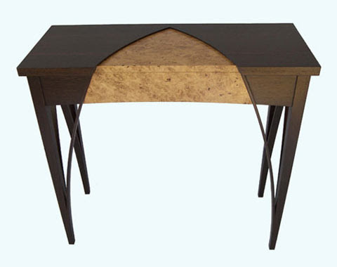 Peter Rolfe Gothic Style Console Table » DecoJournal
