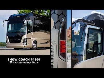 Motorhome videos: Newell Coach, Four Winds Sprinter, Entegra Coach Anthem, Coachmen Galleria, & Thor Motor Coach Palazzo