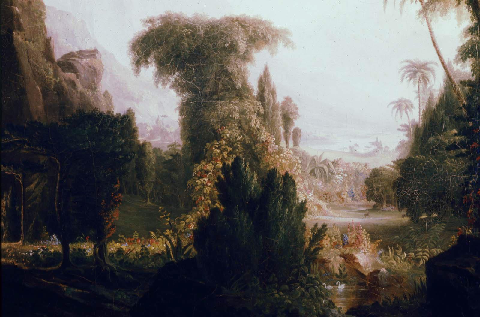 Expulsion from the Garden of Eden | Museum of Fine Arts ...