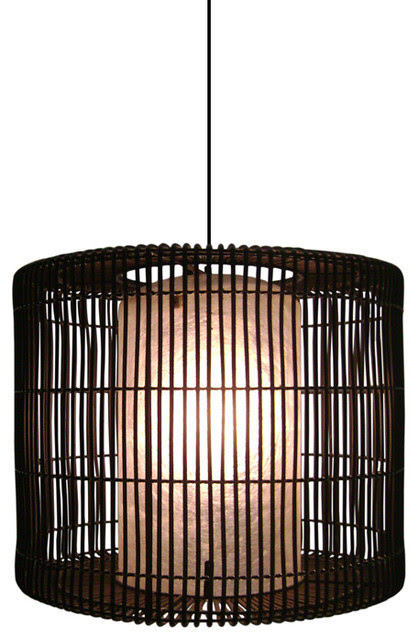 Hive Kai O Outdoor Hanging Lamp - modern - outdoor lighting - by