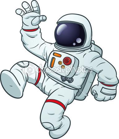 Mewarnai Astronot N Warna