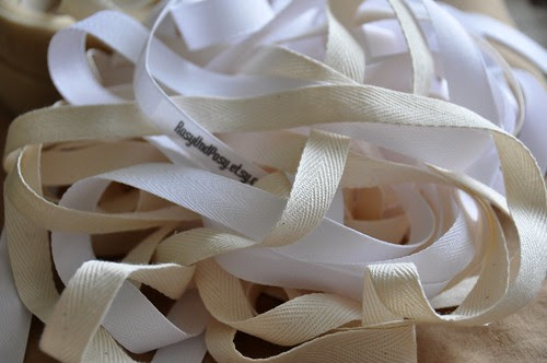 twill tape labels
