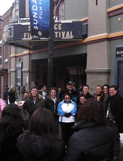 The Linguists at Sundance Film Festival, Park City, Utah