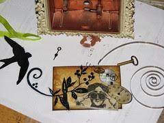 Alarm Clock Steampunk Collage 012