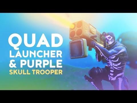 Quad Launcher Fortnite | Epic Games Free V Bucks