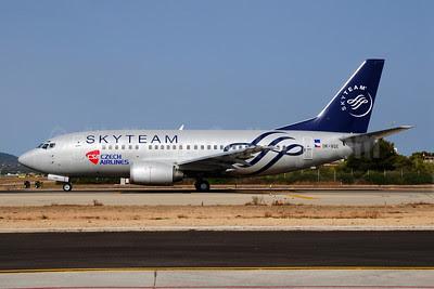 Czech Airlines-CSA Boeing 737-55S OK-XGE (msn 26543) (SkyTeam) PMI (Ton Jochems). Image: 909206.