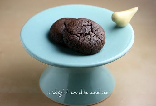 Midnight Crackle Cookies - Tuesdays with Dorie