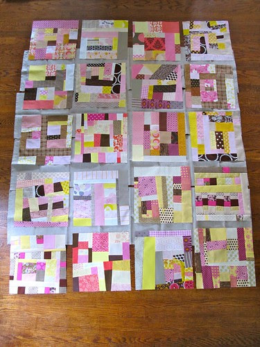 improv quilt plan for august do. good stitches love circle quilt