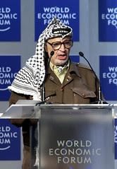 Yasser Arafat - World Economic Forum Annual Meeting Davos 2001