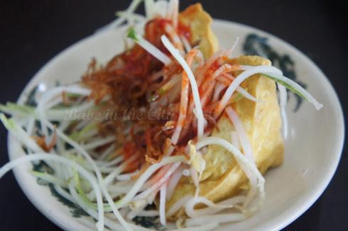 Tauhu Sumbat (Stuffed Tofu)