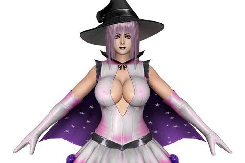 Mai Shiranui Halloween 3