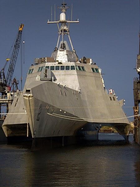 Фрегаты и LCS ВМФ США - плавучая куча дорогого мусора