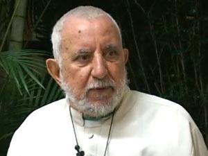Padre José Afonso Dé (Foto: Reprodução/G1)
