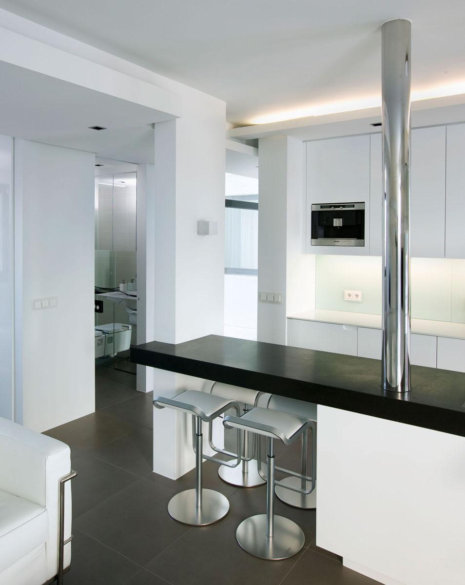 560 Square Foot Studio Apartment In Iceland | iDesignArch ...