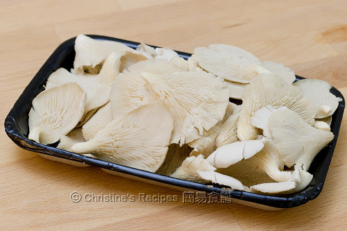 蠔菇 Oyster Mushrooms