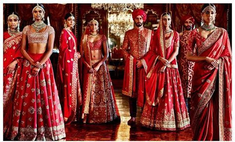 Top Wedding Dress Designers in India   The Ultra Rich Club