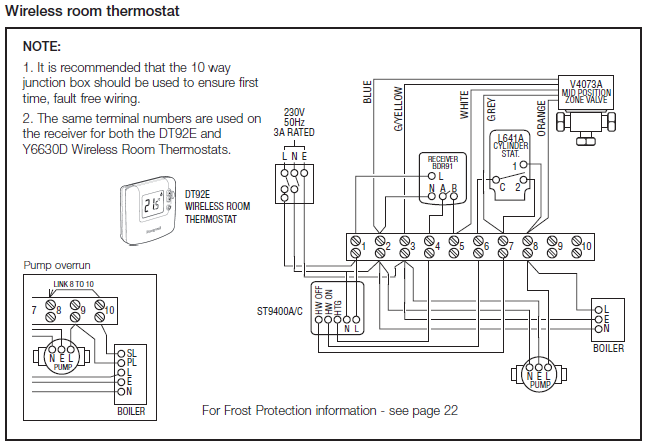 First Co Wiring Diagram