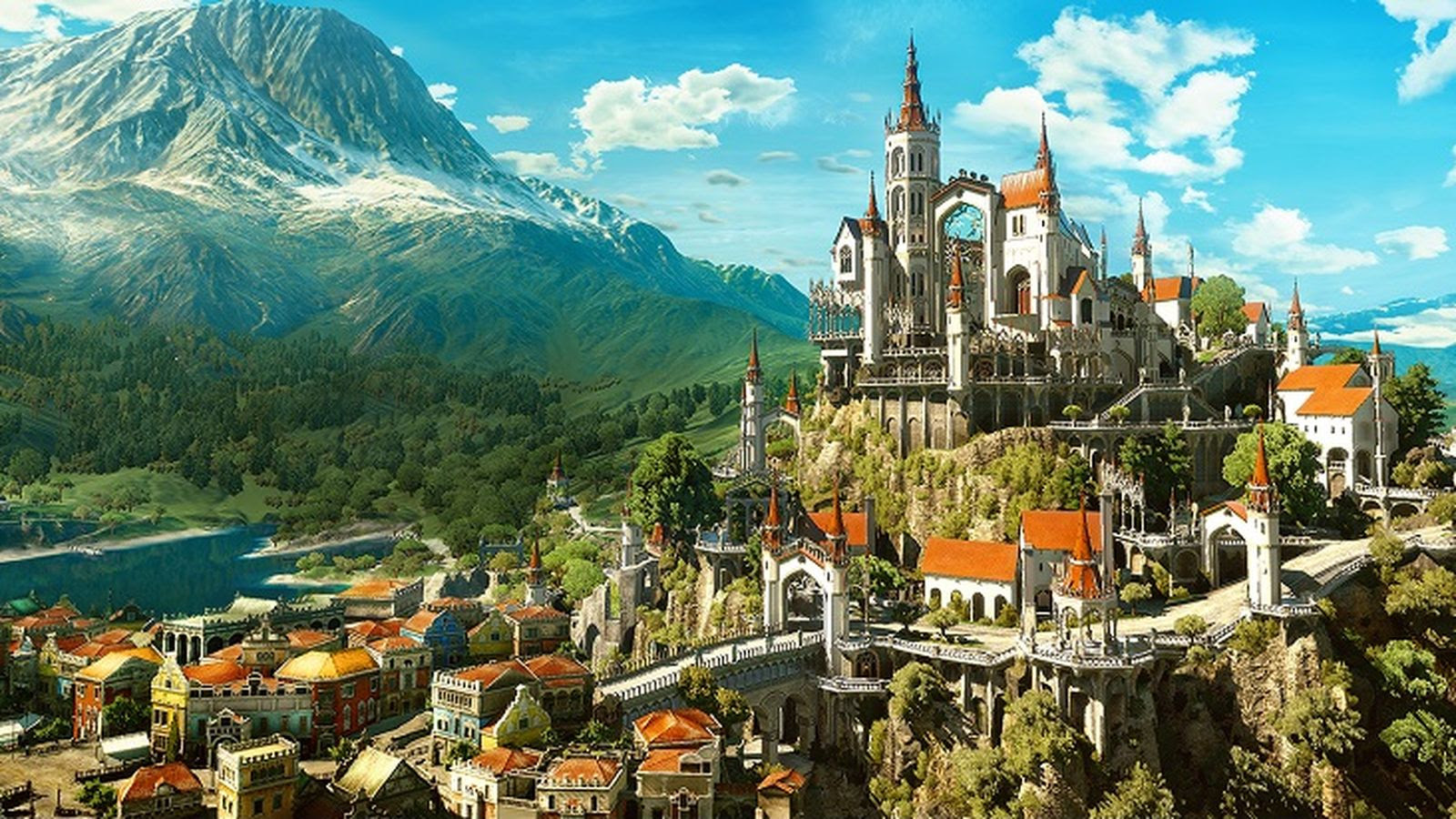 Witcher 3 S Blood And Wine Map Compared To Wild Hunt Ign