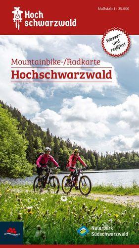 Radkarte Hochtouren Hochschwarzwald