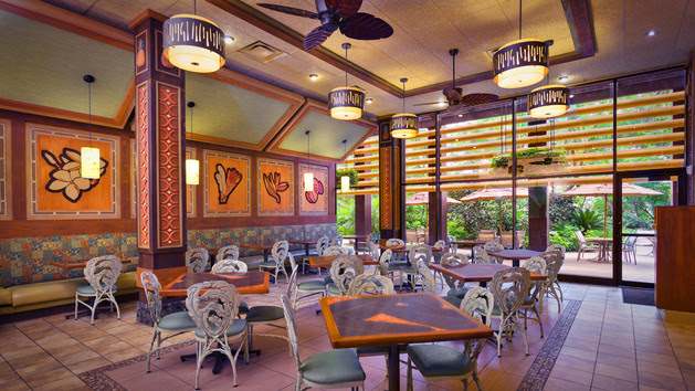 Captain Cook's Quick-Service at the Polynesian has refurb ...