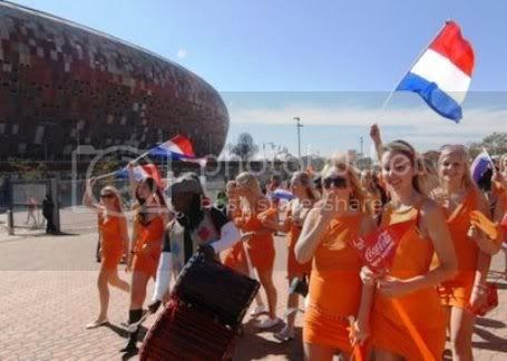 World Cup,Dutch Minidress
